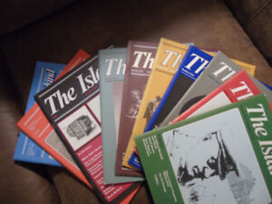 THE COMPLETE SET 1-83 ISLAND MAGAZINES    {1976- 2018}