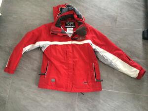 Manteau de ski Phénix et pantalon noir medium