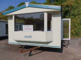 Static caravan Atlas everglade 32x12 2005 model - FREE UK DELIVERY