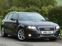2011 Audi A4 2.0 TDIe 136 Technik 5dr Full service history Full MOT £30 Road tax
