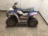 Quad bike - 50cc quad - Polaris - 2012 model - RRP £2000