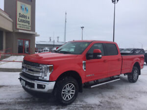 2018 Ford F-350 Lariat/Long Box/Diesel