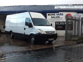 2007 iveco daily lwb van 4 meter van same size as sprinter 2.3 mpi will come with 12m mot export