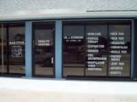 CUSTOM LETTERING AND DECALS FOR BUSINESSES VEHICLES & WINDOWS