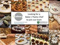 Baker / Pastry Chef - Great Opportunity!