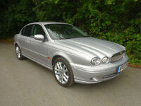 Jaguar X-TYPE 2.5 V6 Sport ONLY 54,000 MILES SERVICE HISTORY LONG MOT