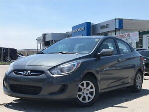 2013 Hyundai Accent GLS, PWR GRP, HEATED SEATS, ONE OWNER