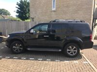 Nissan Pathfinder platinum Ltd edition