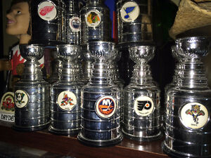 Labatt Mini Stanley Cups..lots to choose from $5 Each