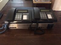 Siemens OpenOffice HiPath Telephone System with 8 Handsets ISDN