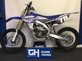 2016 YAMAHA YZF250 | VERY GOOD CONDITION | LOW HOURS | FULLY SERVICED | YZ250F
