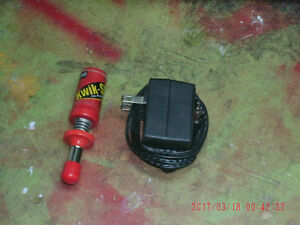 r/c Glo-plug starter with charger