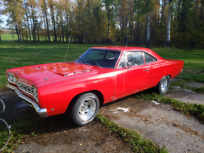 68 Plymouth roadrunner #s matching