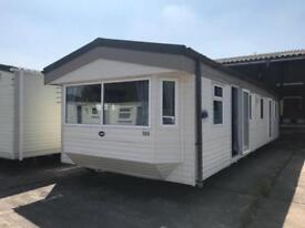 CHEAP DOUBLE GLAZED & CENTRAL HEATED CARAVAN FOR SALE OFF SITE ONLY
