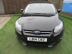 2014 Ford Focus 1.6 TDCi Titanium Navigator 5dr (start/stop)