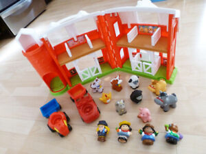 Fisher Price Little People ferme