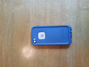 IPhone and Lifeproof case