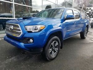 2017 Toyota Tacoma TRD Sport Upgrade Package