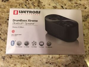 LifeTrons Bluetooth Speaker Brand New
