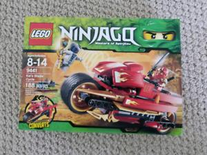 Rare Lego Ninjago 9441 Sealed