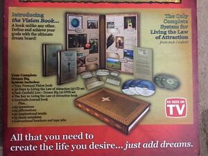 The Law of Attraction - Vision Book Kitchener / Waterloo Kitchener Area image 2