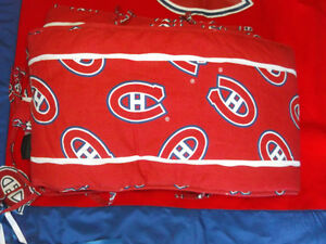 NHL Canadiens Cribe Set for sale Gatineau Ottawa / Gatineau Area image 2