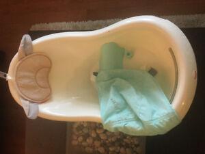fisher price calming vibrations bathtub