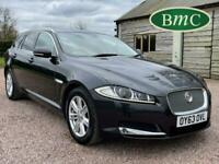 2013 Jaguar XF 2.2 TD Premium Luxury Sportbrake (s/s) 5dr Estate Diesel Automati
