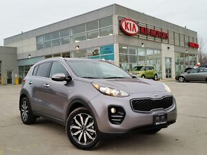 2017 Kia Sportage EX | HEATED SEATS | BACKUP CAM | AWD