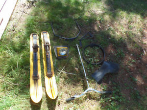 1967 olympic skidoo parts