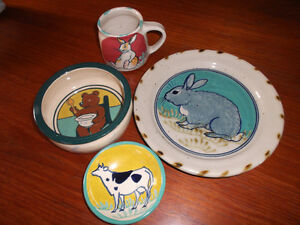Muskoka Pottery Kitchener / Waterloo Kitchener Area image 1