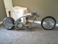 Brand New Softail Rolling Chassis