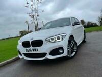 2016 16 BMW 1 SERIES 120d M SPORT XDRIVE AUTO 5DR *M SPORT PLUS, PRO SAT NAV*
