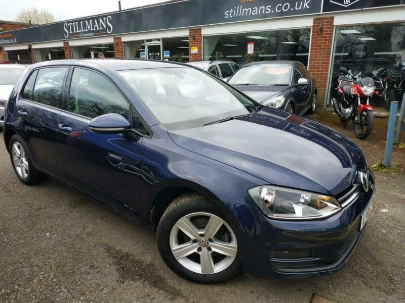 2015 Volkswagen Golf 1.4 TSI BlueMotion Tech Match (s/s) 5dr Hatchback Petrol Ma