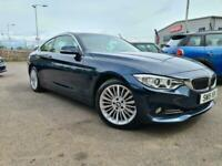 2015 BMW 4 Series 430d xDrive Luxury 2dr Auto [Professional Media] COUPE Diesel