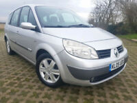 7 SEATER, Renault Grand Scenic 1.9dCi ( 120bhp ) Dynamique, Diesel 5 Doors.