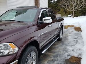 2012 Dodge Power Ram 1500 Laramie Pickup Truck