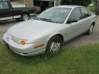 2000 Saturn L-Series Sedan