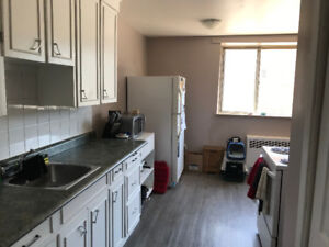 Spacious Two Bedroom Apts – August 1st to September 1st