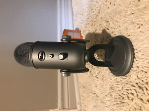 Blue Yeti Brand New Out Of Box