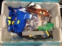 LEGO and Boys Toys (Hot Wheels)