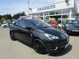 2015 Vauxhall Corsa 1.2 i Limited Edition 3dr