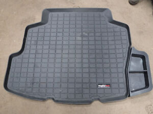 Cargo/trunk liner for 2009-2017 Corolla