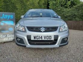 image for SUZUKI SX4 1.6 SZ5 4X4 0NLY 47988 MILES. FULL SERVICE HISTORY.