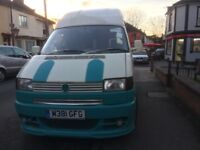 VW T4 Campervan . Ready to roll. BARGAIN