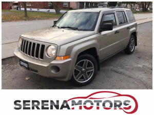 JEEP PATRIOT 4X4 AUTO NORTH |  52K | ONE OWNER | NO ACCIDENTS
