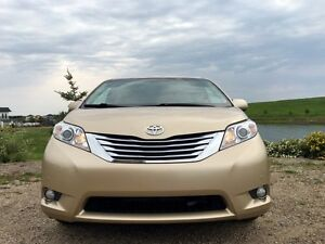 TOYOTA Sienna AWD winter tires good for coming snow day
