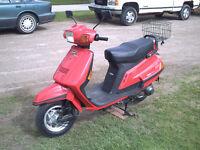 2001 Yamaha Riva