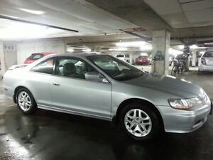 2002 Honda Accord Coupe EX-V6 (as-is)