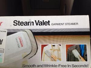 Like New Steam Valet (Garment Steamer)